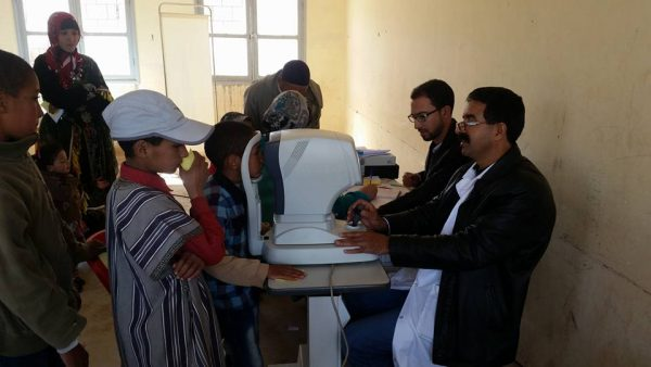 Caravane sanitaire  Agadir Melloule  – Taroudant